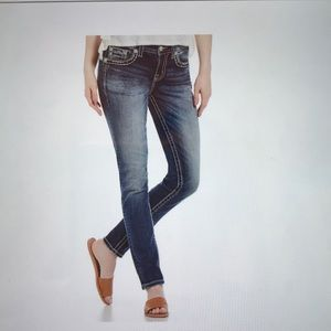 Miss Me Jeans, worn once